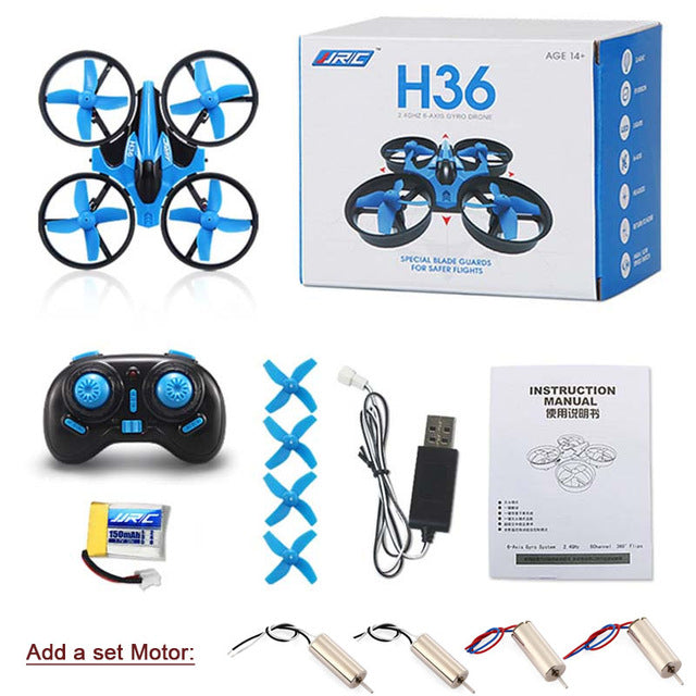 Mini Drones Quadcopters Headless Mode Course Professionnel - At-Home Group
