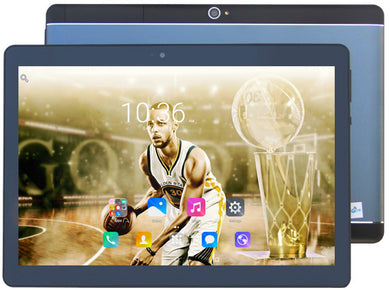 Tablette PC Core 4GB  Android 7.0 GPS Tablet PC 10 10.1 +Gifts