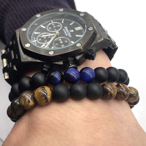 Bracelet de Perles anti-stress - At-Home Group