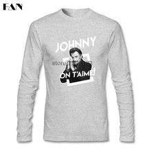 Tee-shirt Johnny Hallyday vêtements Fashion Destock