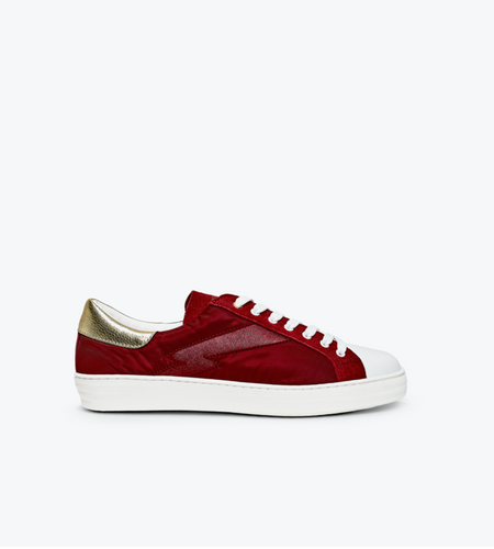 D.O.F. Alice Sneaker | Mulberry