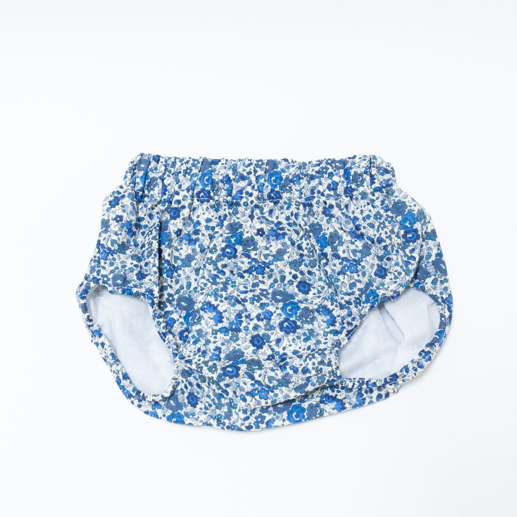Baily Bloomer | Blue Floral