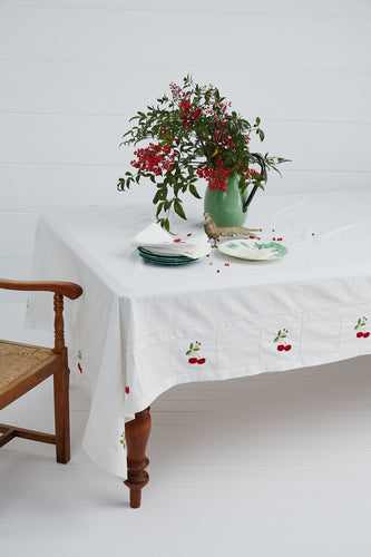Holly Tablecloth | 2 sizes