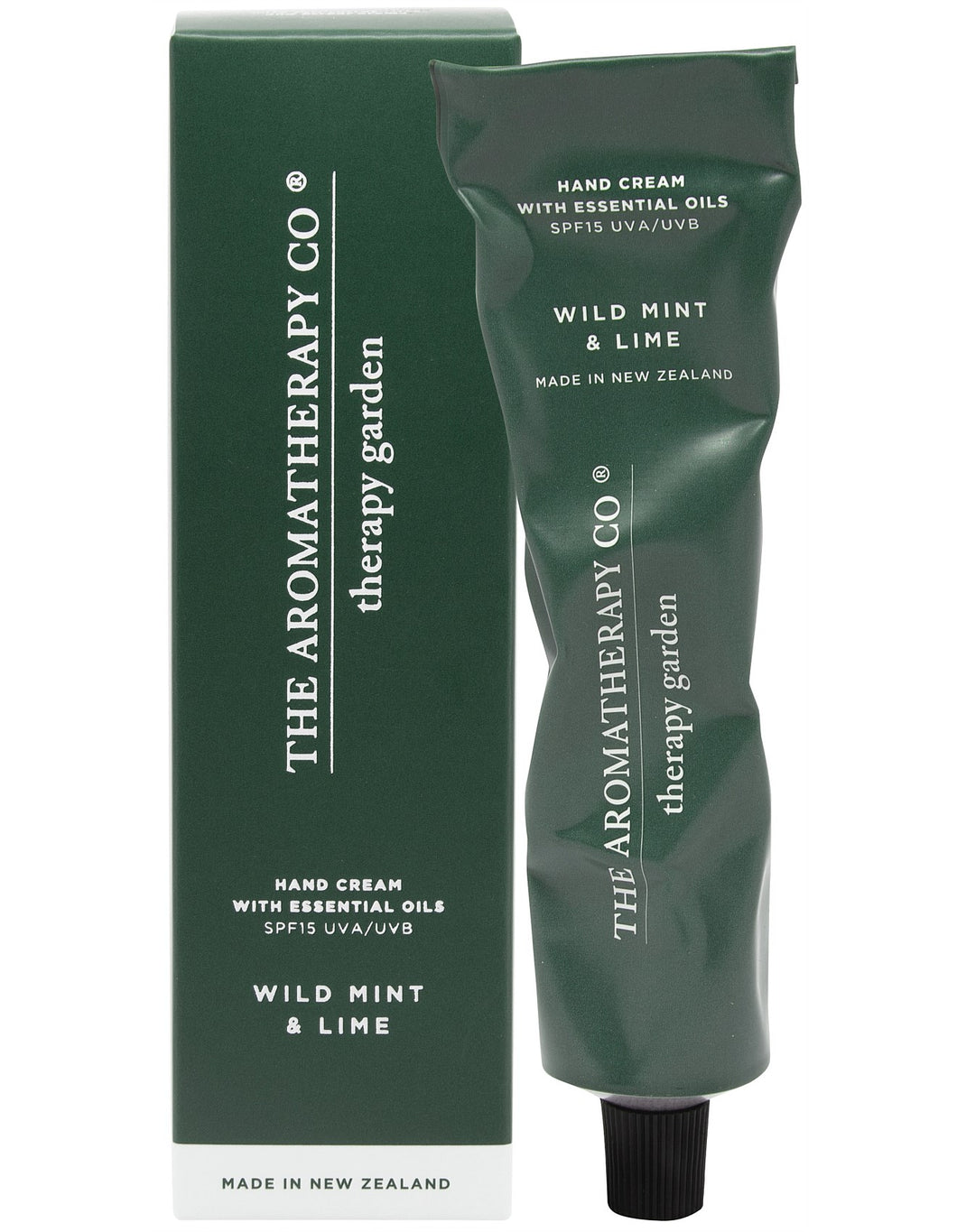 Therapy Garden Hand Cream | Wild Mint & Lime