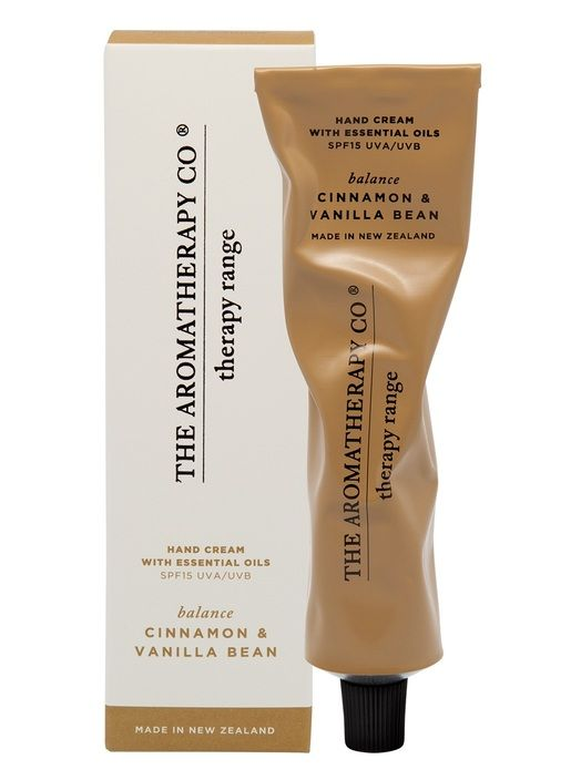 Therapy Hand Cream Balance | Cinnamon & Vanilla Bean