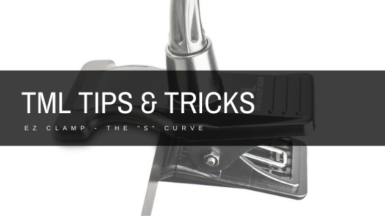 "EZ Clamp Tip: The ""S"" Curve Trick"