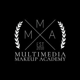 Multimedia Makeup Academy Logo