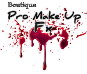 Boutique Pro Makeup Effects Logo
