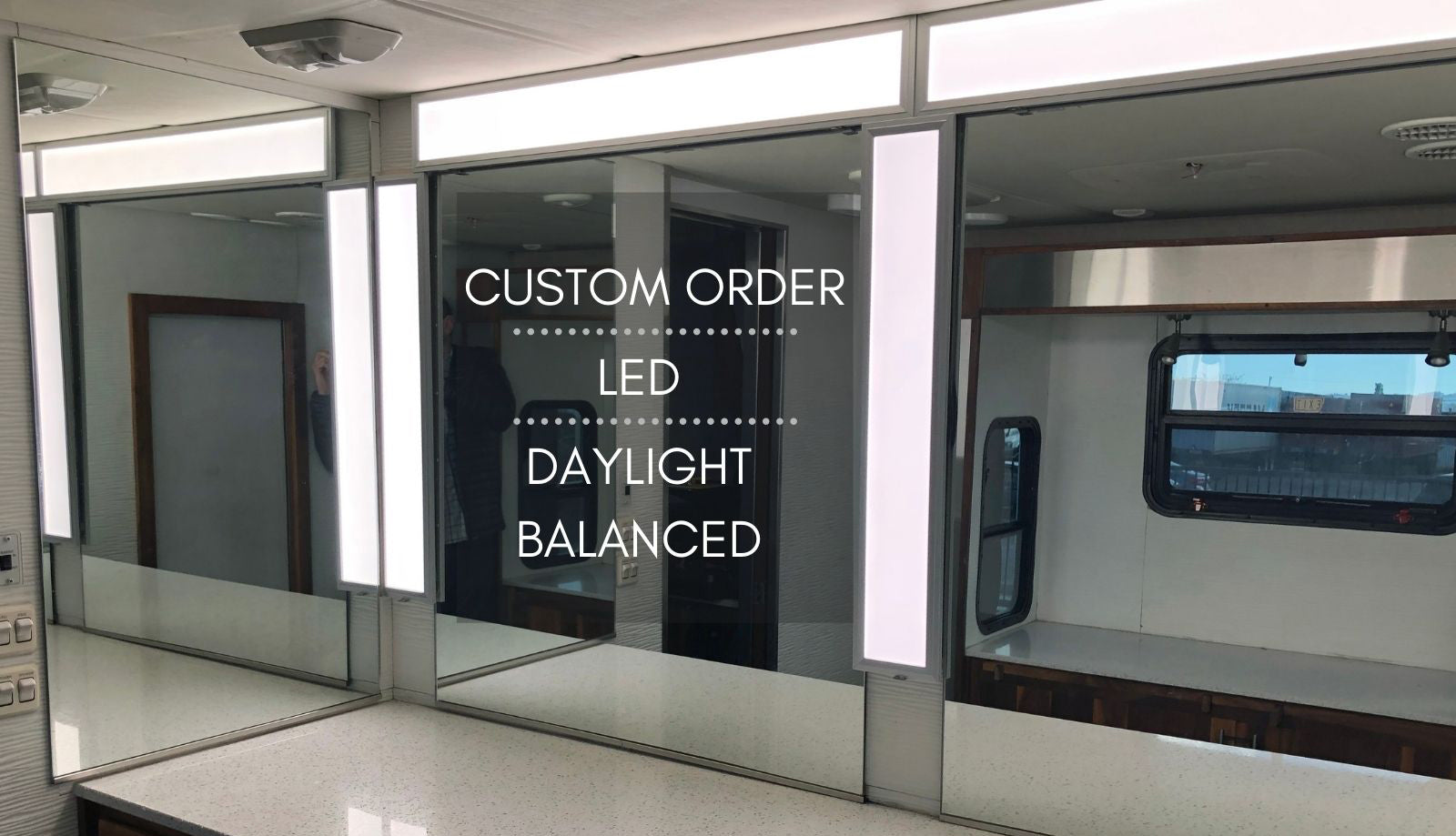 Custom order definitions from The Makeup Light