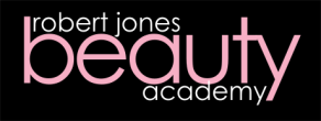 Robert Jones Beauty Academy Logo