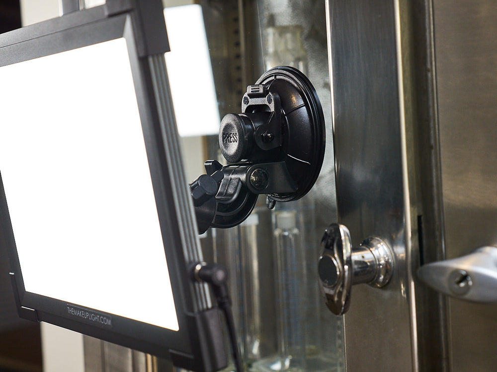 Suction Mount - Mounting Option - Luxury Lighting for Pros & Home - The Makeup Light