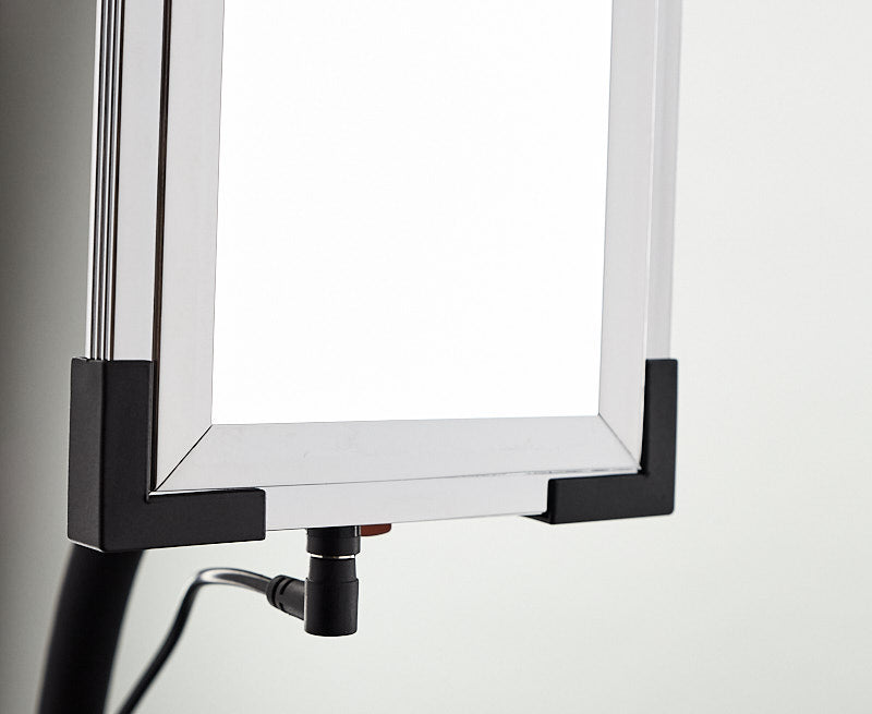 Eyelight Panel - LED Light Panel - Luxury Lighting for Pros & Home - The Makeup Light