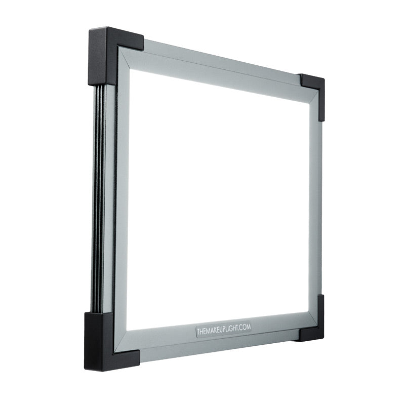 Key Light 2.0 LED Panel - Graphite - LED Light Panel - Luxury Lighting for Pros & Home - The Makeup Light