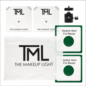 Magic Mount Set - Mounting Option - Luxury Lighting for Pros & Home - The Makeup Light