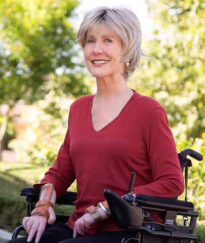 "Joni Eareckson Tada – ""Christianity with its Sleeves Rolled up"" (1994)"