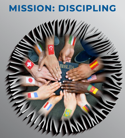"Phil Jeske, Doug Friesen – ""Missions and Discipleship: The Missing Connection"" (2019)"