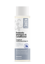 Probiotic Unscented Shampoo & Conditioner