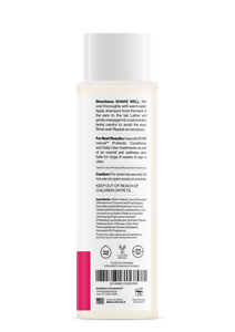 Probiotic Honeysuckle Shampoo
