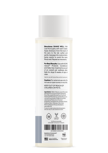 Probiotic Unscented Shampoo