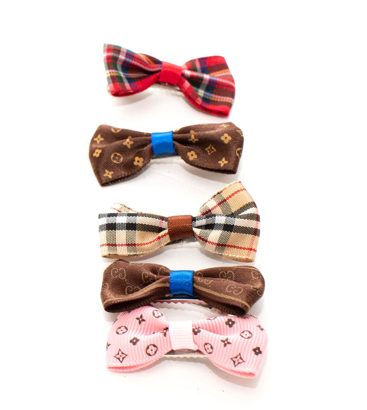 Fabulous Bows With Clip