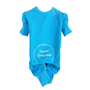 """Sweet Dreams"" Embroidered Thermal PJ"
