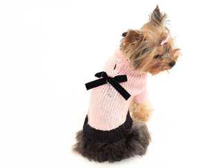 Sophisticated Pink Sweater