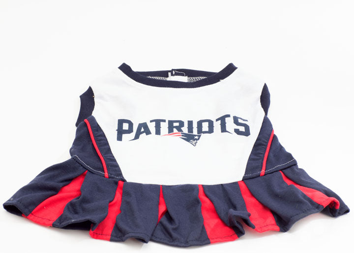New England Patriots Fur baby Tee-Shirt Dress