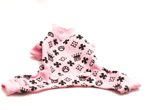 HD-Crown Jumper Pink