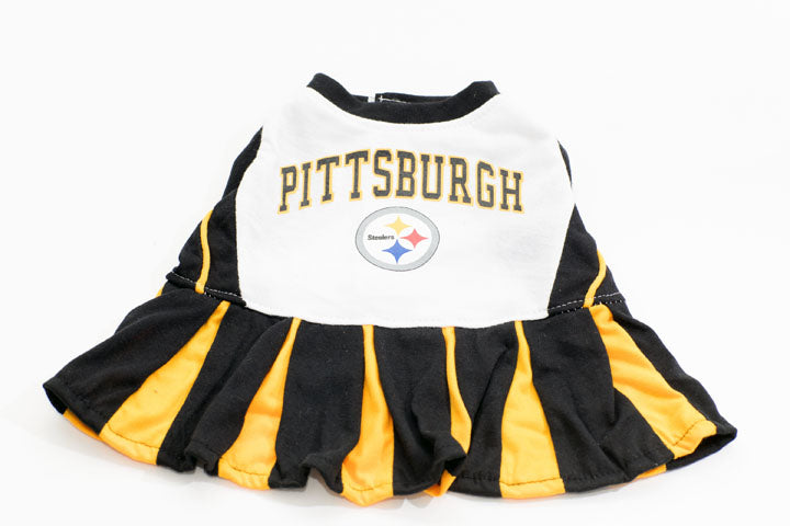 Steelers Cheerleader Tee-Shirt Dress