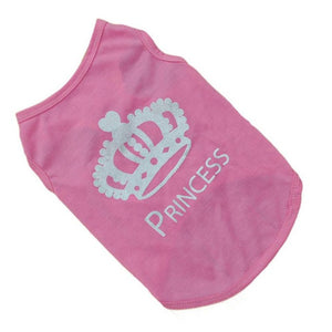 Princess or Flirt -Pet Tee