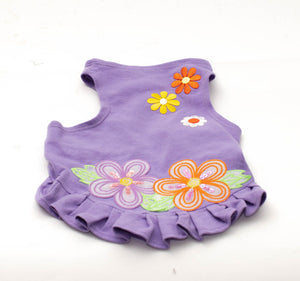 Flower Power Flouunce Dress