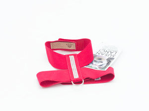 Gilmore 3 Row Harness-Red