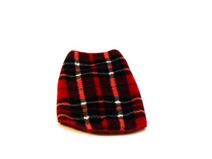 Blanket Plaid Dog Pullover