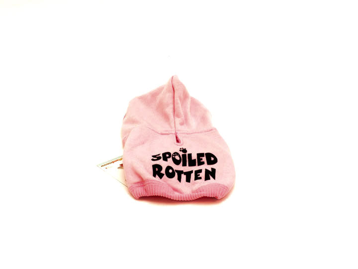 Spoiled Rotten Dog Hoodie