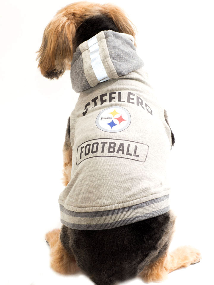 Steeler Pet Sweatshirt