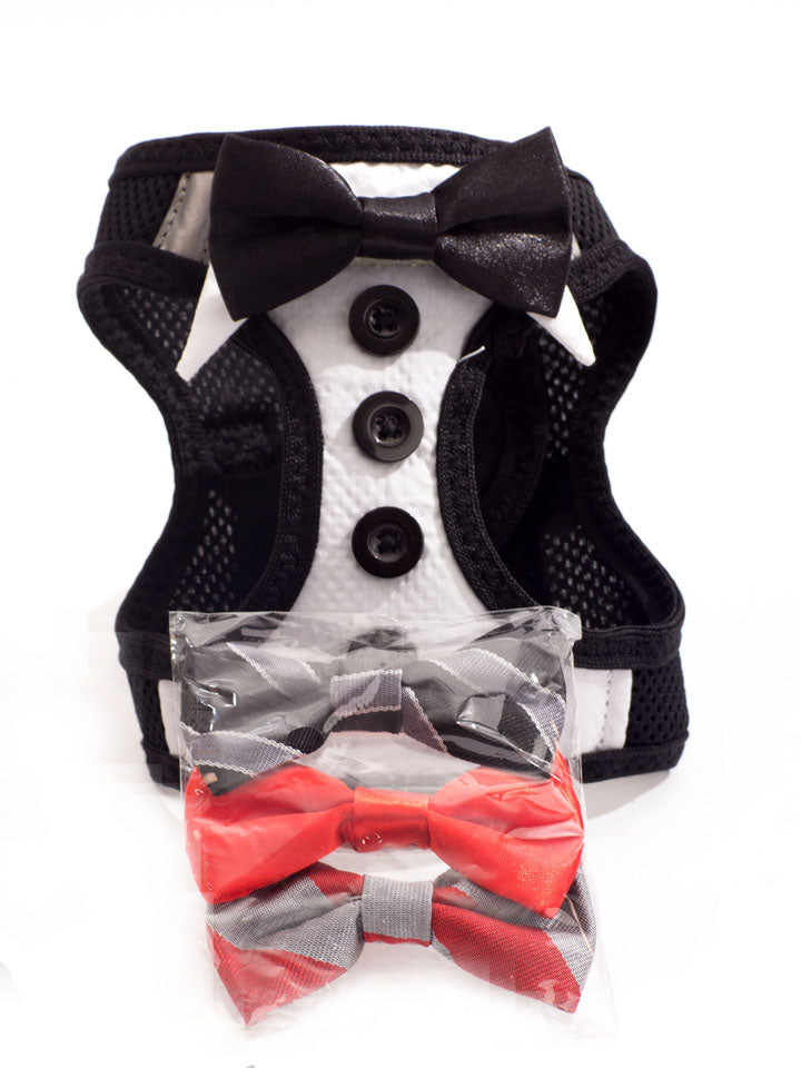 Holiday Wedding Vest