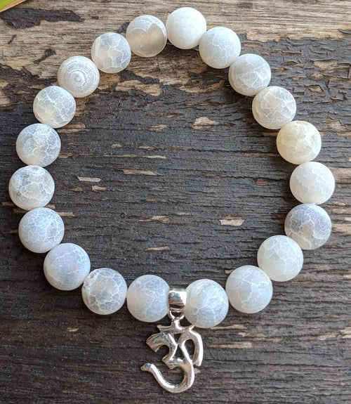 The Ohm Neptune Stretch Bracelet