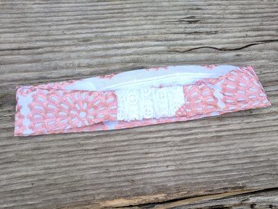 Upcycled Eco-Friendly Embroidered Headband