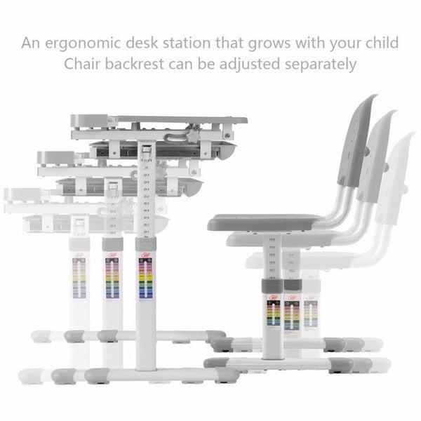 Height Adjustable Children's Desk Chair