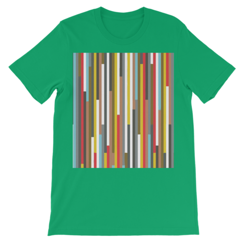 Abstract Art Premium Kids T-Shirt