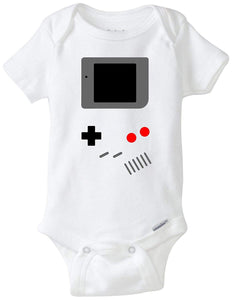 Game Station Baby Romper