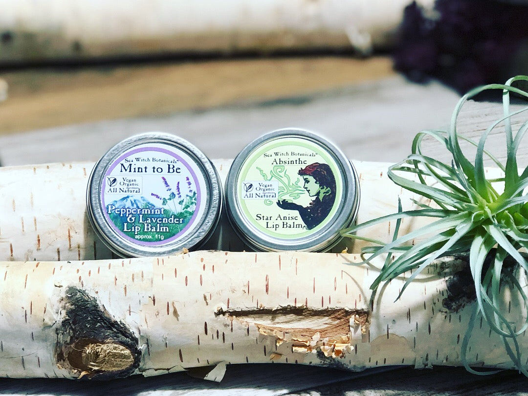 Sea Witch Botanicals Vegan Lip Blam