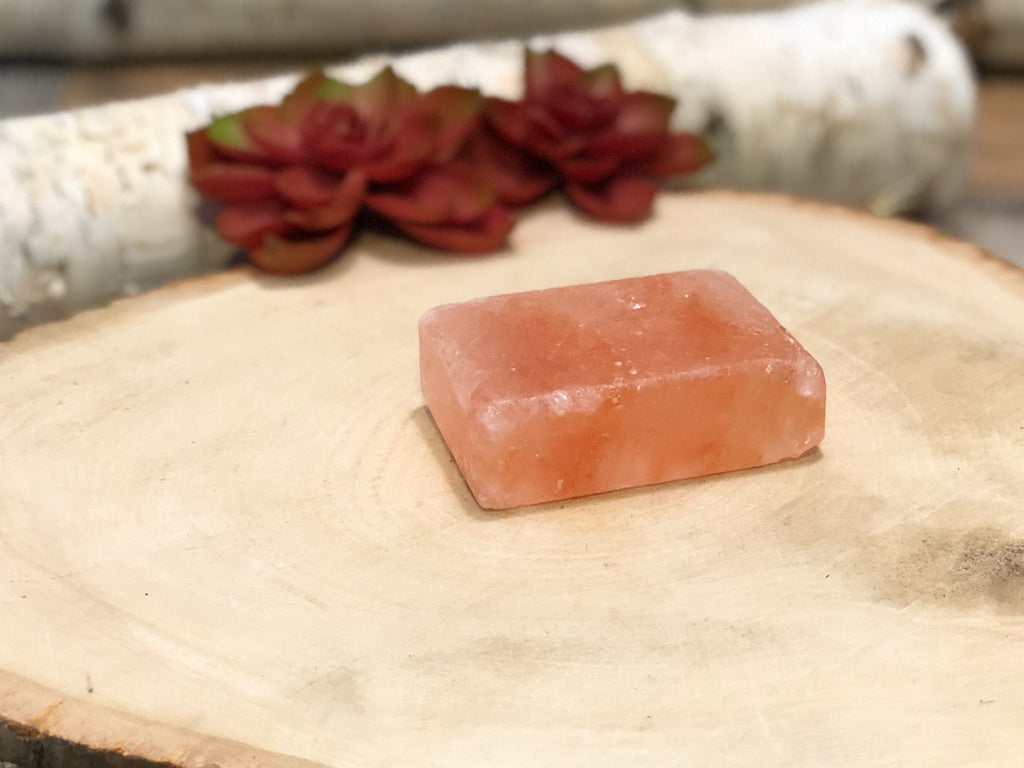 Natural Himalayan Salt Cleansing Bar