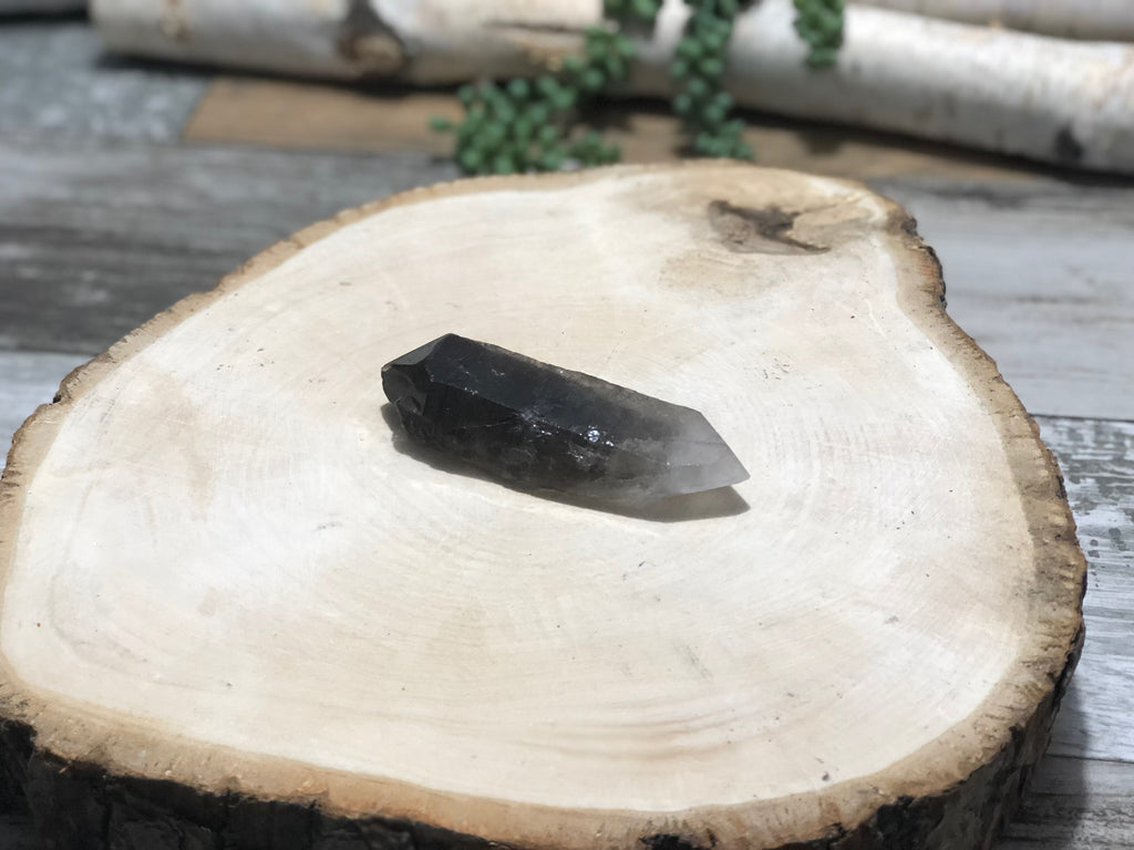 Smoky Quartz Point