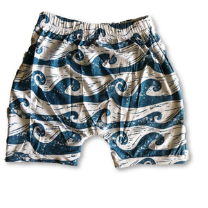 Blue Wave Shorts