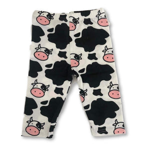Cow Baby Pants