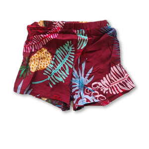 Tropical Flowy Shorts