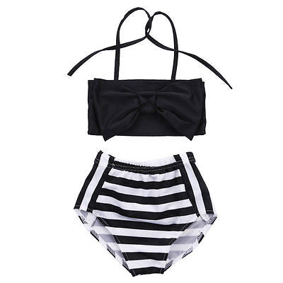 Striped 2 piece