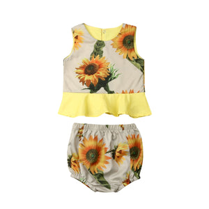 Sunflower Breeze Outfit