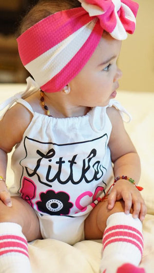 Little Boss Romper | Newborn to 18 months